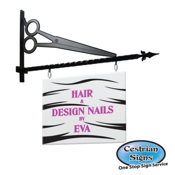 Hairdressers-Scissors-Projecting-Hanging-Sign
