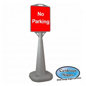 no-parking-car-park-sign