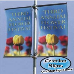 Mistral-Double-Sided-Lamp-Post-Flag-Display-System