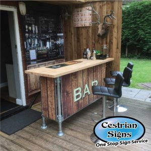 Bar-Hire-In-Chester-Area
