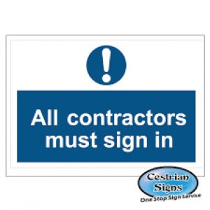 All-Contractors-Must-Sign-In-Stanchion-Signs-600mm-X-450mm