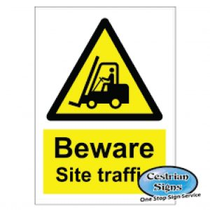 Beware-Site-Traffic-Signs