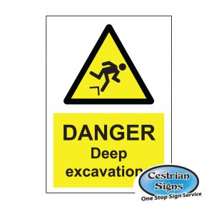 Danger-deep-excavations-signs-portrait
