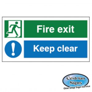 Fire-Exit-Keep-Clear-Signs-900mm-X-600mm