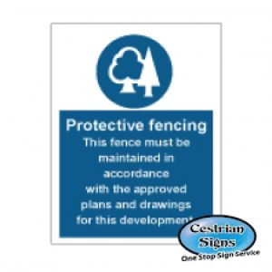 Protective-Fencing-Signs