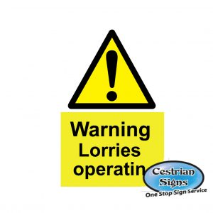 Caution-Lorries-Operating-On-This-Site-Signs-400mm-X-600mm