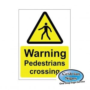 Caution-Pedestrians-Crossings-Signs-400mm