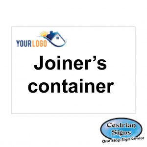 Joiners-container-compound-signs-600mm-x-400mm