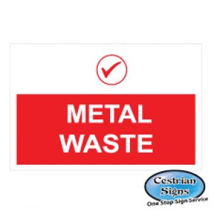 Metal-Waste-Construction-Site-Signs-900mm-X-600mm