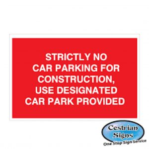 NO-PARKING-USE-DESIGNATED-CAR-PARK-PROVIDED-SIGN-600mm