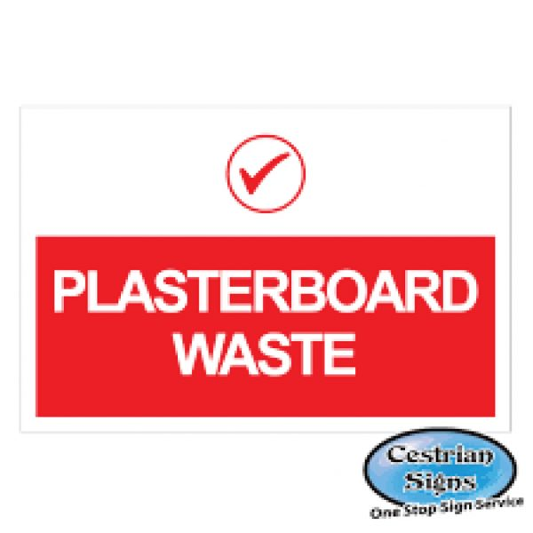 Plasterboard-Waste-Construction-Site-Signs-2440mm-X-1220mm