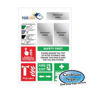 Safety-Board-information-Signs