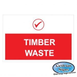 Timber-Waste-Construction-Site-Signs-2440mm-X-1220mm