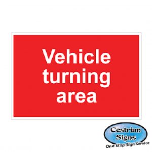 Vehicle-Turning-Area-Safety-Signs-600mm