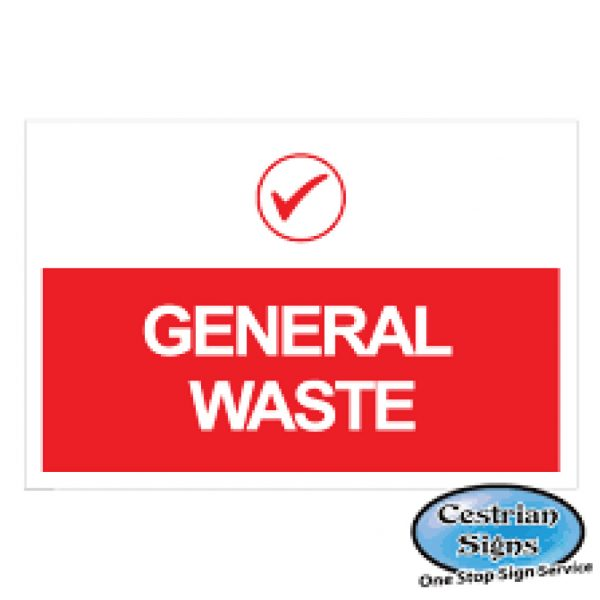General-Waste-Construction-Site-Signs-2400mm-X-1220mm