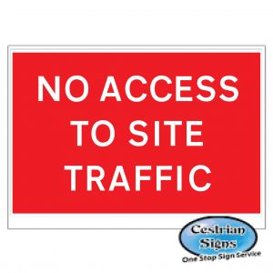 No-access-to-site-traffic-signs-600mm-x-450mm
