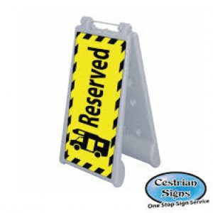 Reserved-Motorhome-Water-Base-A-Board-Sign