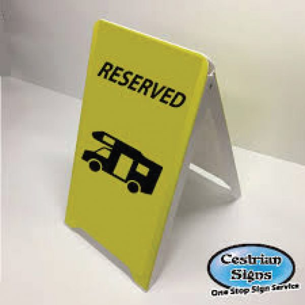 Reserved-for-Motorhome-A-Board-sign