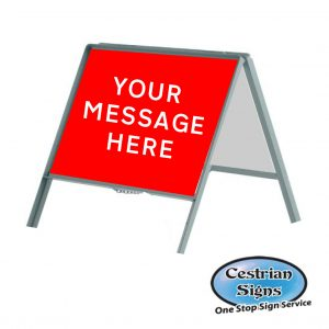 Double-Sided-Custom-Message-Road-Sign