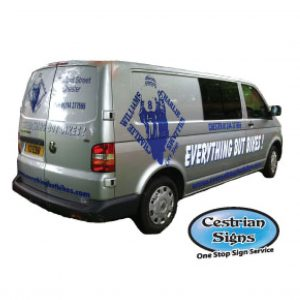 Basic Van Signwriting