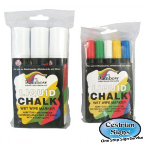 Liquid Chalk Marker Pens