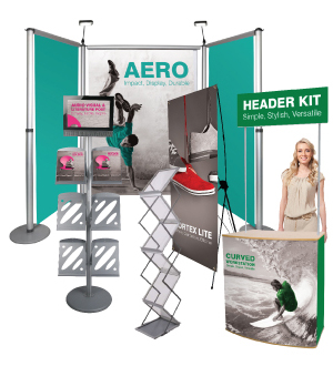 Exhibition Equipment & Other Banner Displays