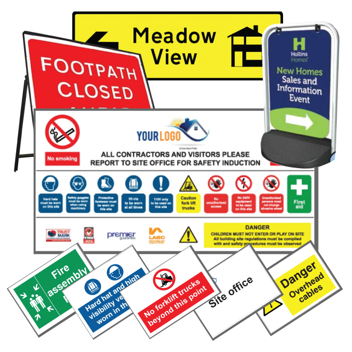 A-Boards Pavement and Forecourt Signs