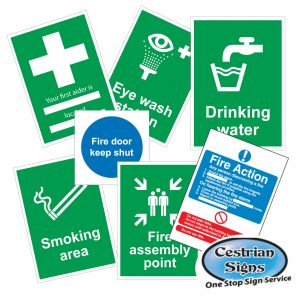 Safe-Condition-Safety-Signs