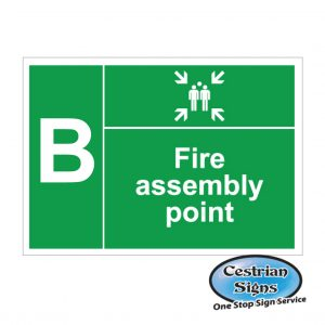 fire-assembly-point-b-sign