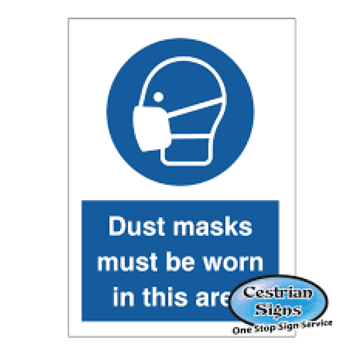 Dusk Mask Safety Signs