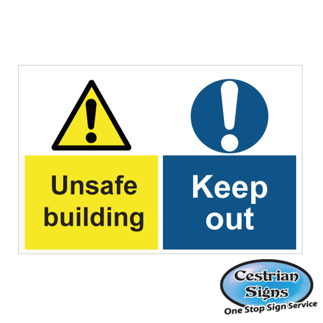 Multi Mandatory Safety Signs