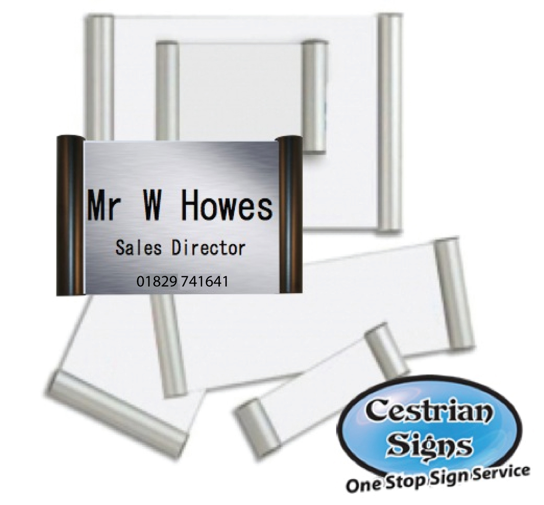 Office Name Plate Signs