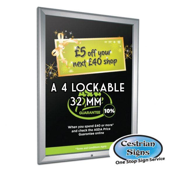 snap-frame-a4-Lockable-32mm-