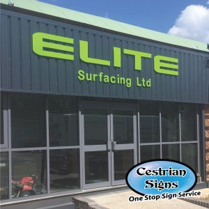 Large Outdoor Signs