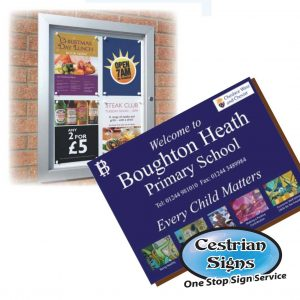 Office and School Notice Boards
