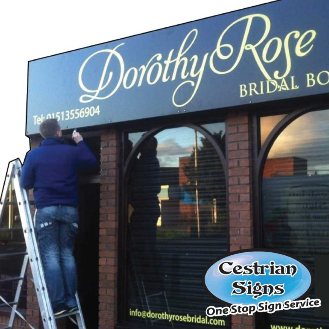 Shop Signs and Shop Fascias