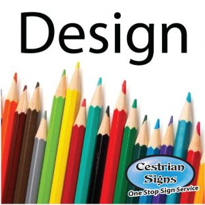 sign design service cestrian signs