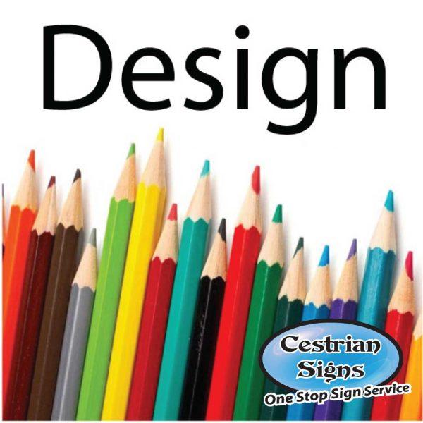 sign design service cestrian signs