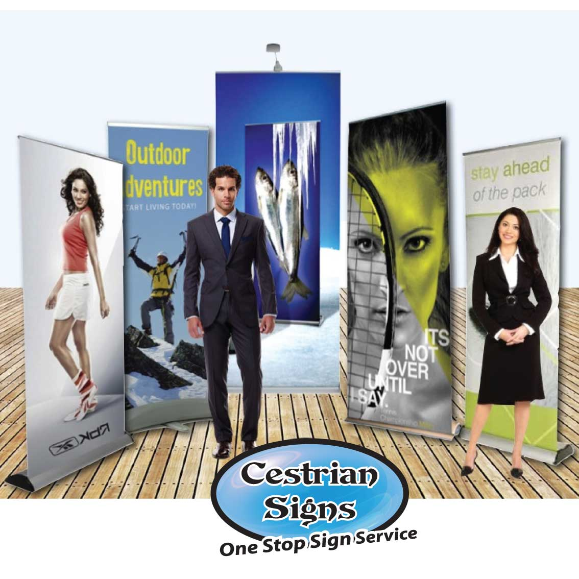 Pull-up Banners