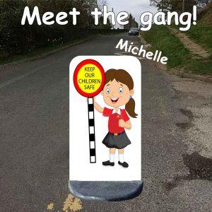 No parking school sign michelle