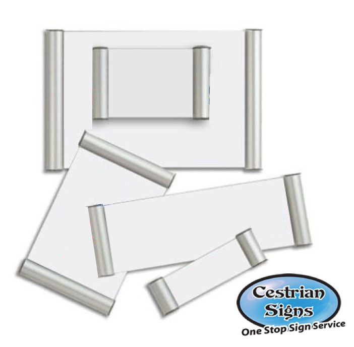 Office Name Plate Signs - Sign Only