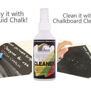 Chalkboard Cleaning Fluid