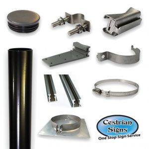 Sign Posts and Fittings Posts For Railings