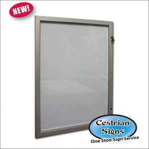 Poster Frames and Notice Boards