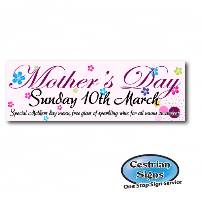 Mothers & Fathers Day Banners