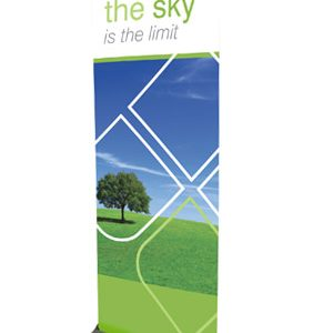 BLADE LITE 850mm Pull-Up Roller Banner Stand