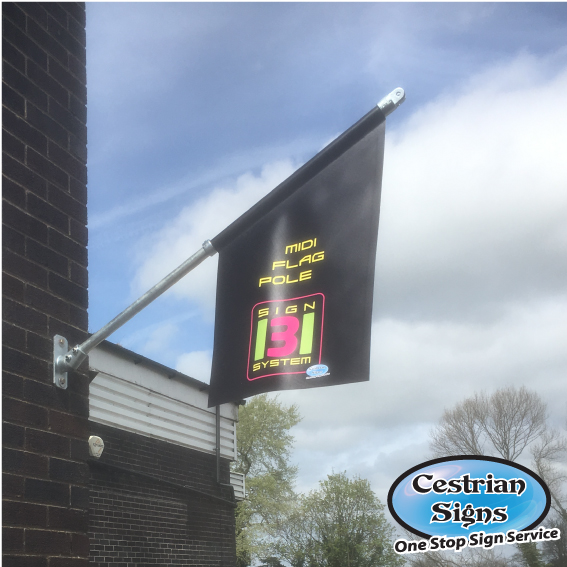 Shop Wall Mounted Flag Kits